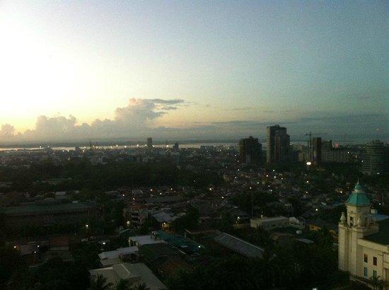 Waterfront Cebu City Hotel & Casino: Good morning Cebu!