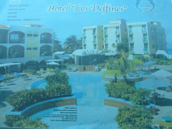 Hotel Los Delfines : Leaflet