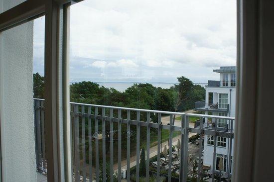 Steigenberger Grandhotel and Spa: Blick zur Ostsee