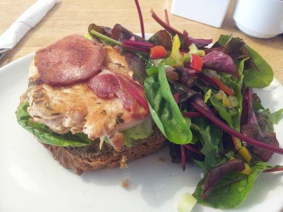 Chowder Cafe: Chicken/Bacon