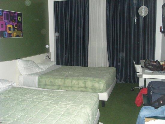 Idea Hotel Plus Milano Malpensa Airport: La nostra stanza