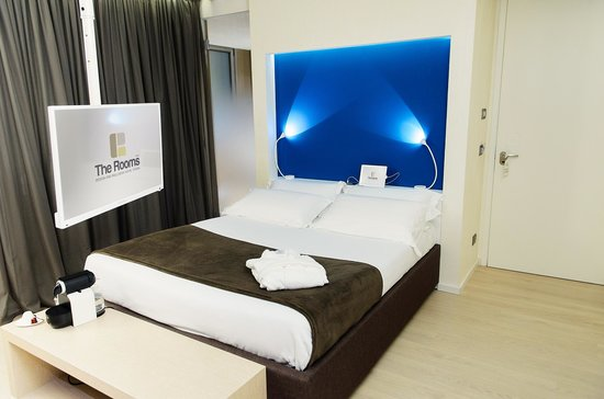 The Rooms Hotel & Residence: Executive double Room