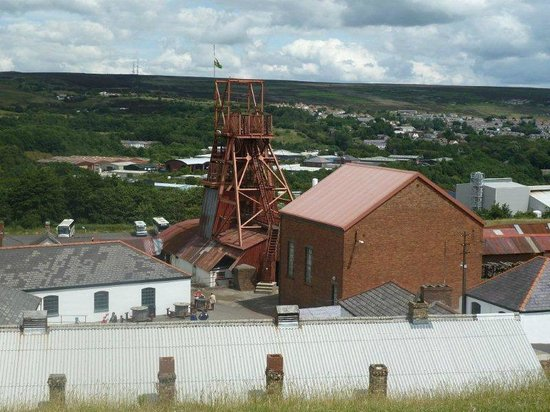 Big Pit:  National Coal Museum: The Big Pit a Jewel in the crown of Wales.