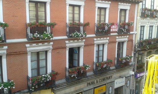 Paris Hotel: Entorno del Hotel