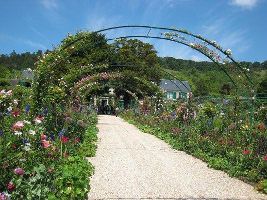 La Reserve : Monet's garden
