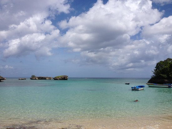 Marysol Tours: Blue Lagoon/Playa Grande Excursion - Beach was beautiful but that was best part of this excursio