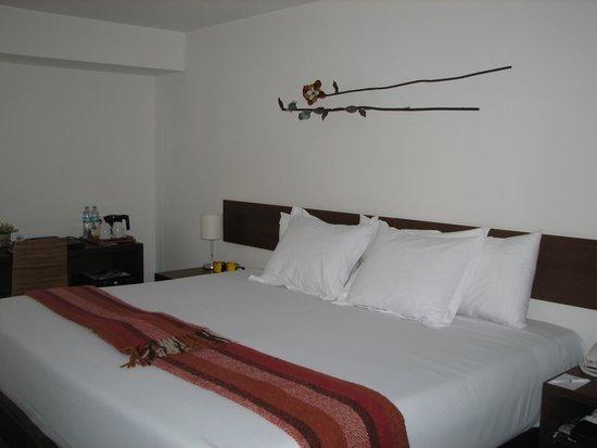 Tierra Viva Miraflores Larco: King-size Bed