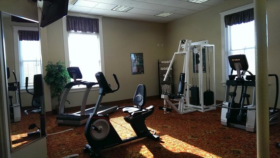 BEST WESTERN PLUS Sunset Suites-Riverwalk: Fitness