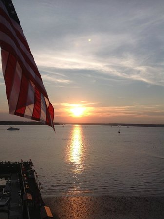Sea Pines Resort : 4th sunset