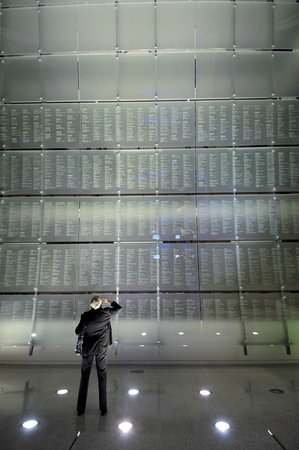 Newseum: The Journalists Memorial holds the names of more than 2,000 journalists killed while reporting n