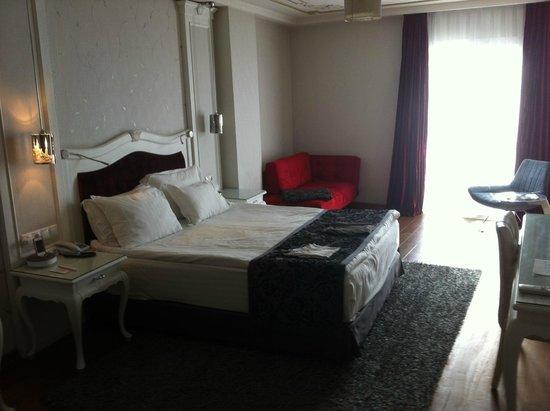 Hotel Amira Istanbul : Номер - очень просторный