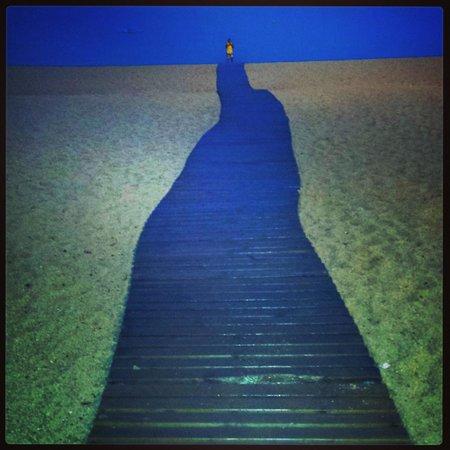 Hotel Bell Repos : Vamos al a playa