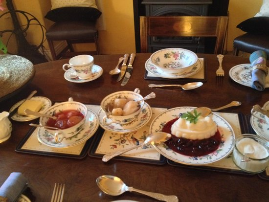 Kilcannon House Bed & Breakfast : If this doesn't set you up for the day - nothing will . . .