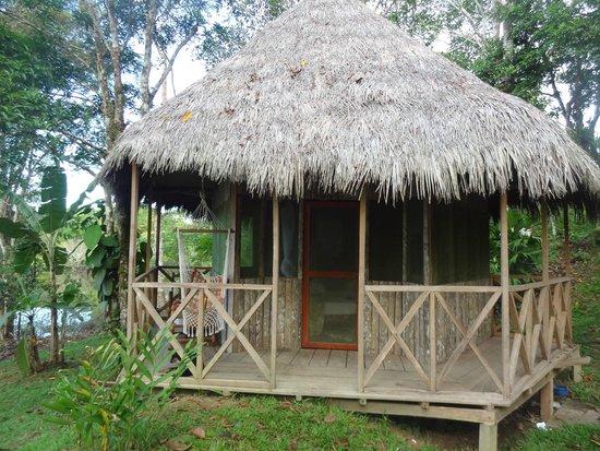 San Pedro Lodge E.I.R.L.: Cabaña