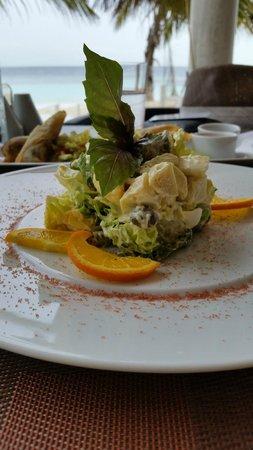 Kandolhu Maldives: The best potato salad