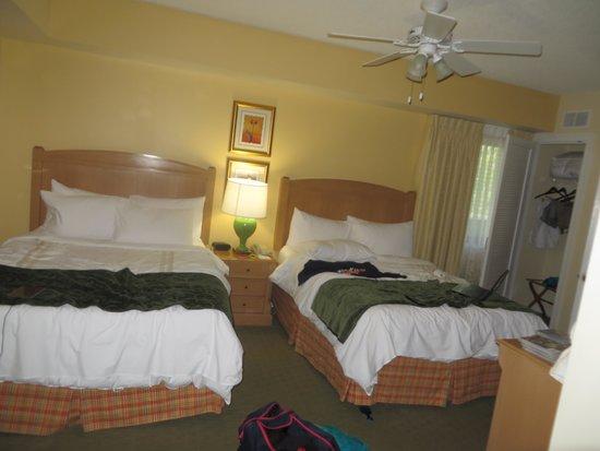 Marriott's Barony Beach Club : Kid's Bedroom
