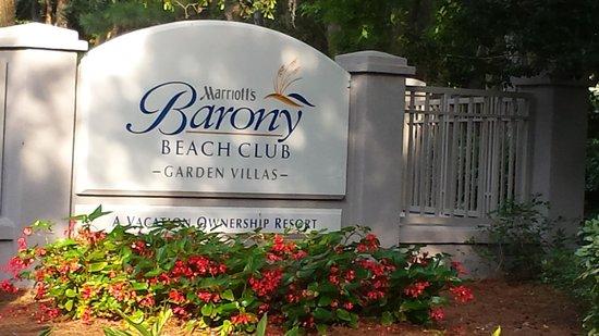 Marriott's Barony Beach Club : Barony Beach - Garden Villas