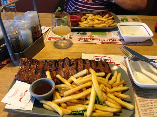 Miam miam picture of buffalo grill beauvais tripadvisor - Menu buffalo grill tarif ...