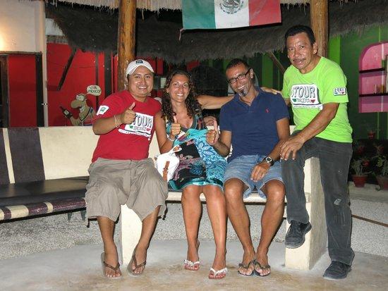 Itour Mexico: Magdaleno e Cabeza