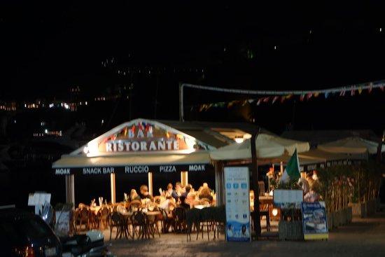 Ristorante Ruccio: The restaurant