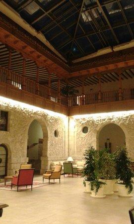 Hotel Convento Las Claras: Claustro