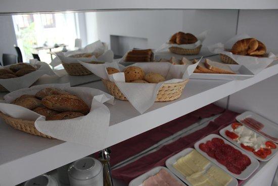 Mendez Nuñez: Desayunos