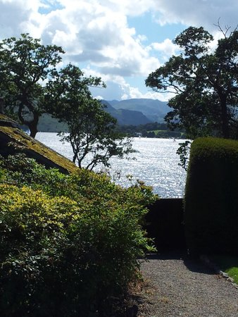 Sharrow Bay: Lake Ullswater from Hotel