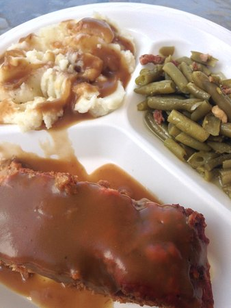 Hail's Holy Smoked BBQ & More: Marvelous Meatloaf