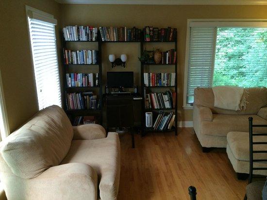 Cold Spring Inn : Sitting room