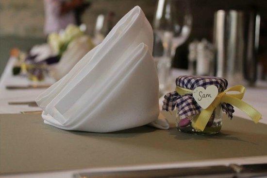 The Navigator: Wedding favours