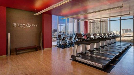 Grand Hyatt San Antonio: 24-Hour Hyatt StayFit Gym