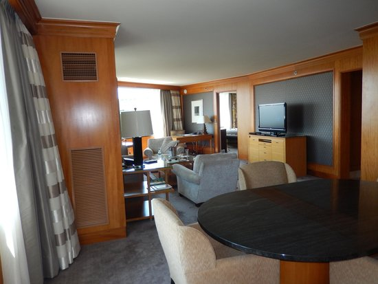 The Ritz-Carlton New York, Battery Park: Suite