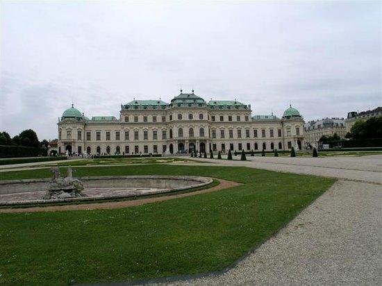 Belvedere Palace Museum: 下宮