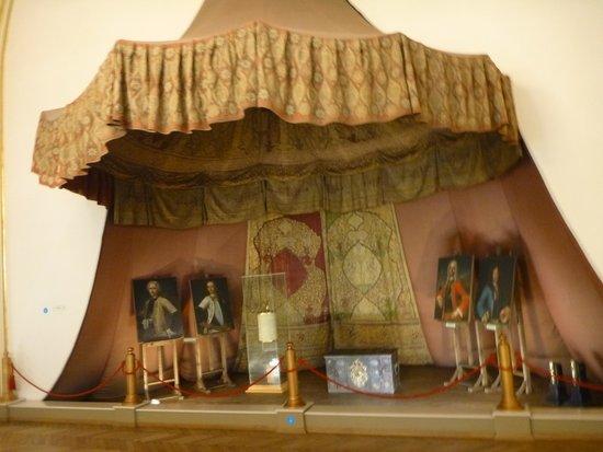 Musée d'histoire militaire de Vienne : A Turkish tent