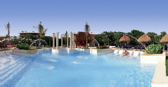 Grand Palladium Kantenah Resort and Spa: piscina