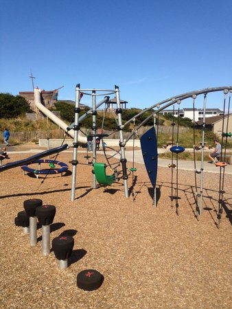 The Whaler : Playground nearby