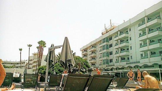 Axel Beach Maspalomas: Poolbereich