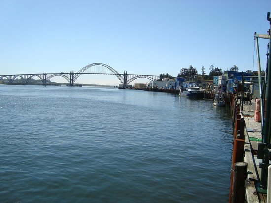 The Whaler: Yaquina Bay nearby