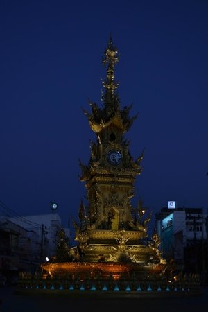 Clock Tower, Chiang Rai