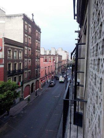 Hostel Amigo Suites : Vista desde habitacion privada