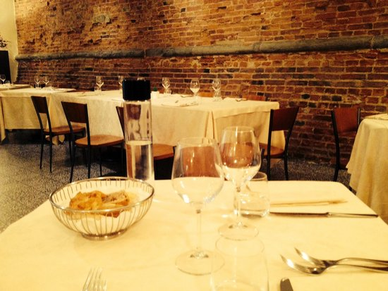 Millefoglie di baccalà picture of ristorante cucina sant andrea