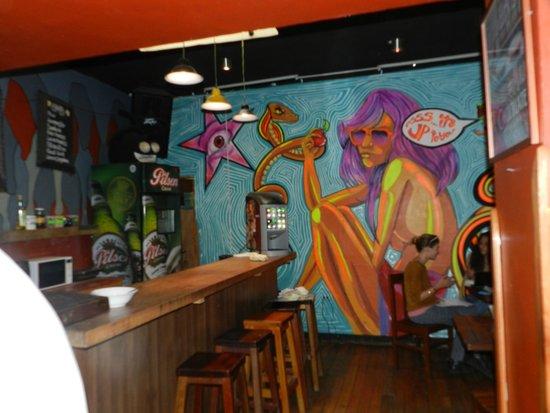 Kokopelli Hostel Cusco: Bar