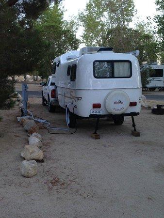 Boulder Creek RV Resort: Spot