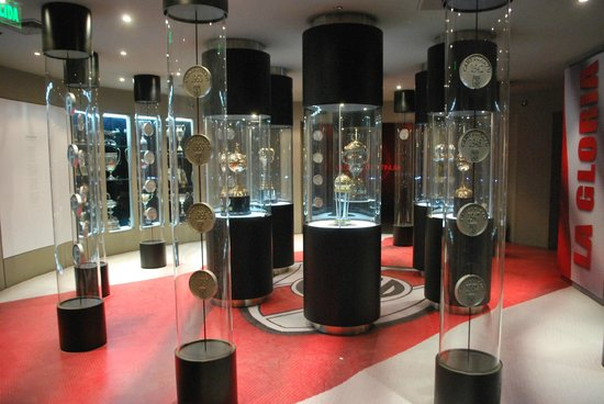 Museo River Plate: Varias Copas