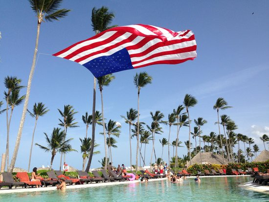 Now Larimar Punta Cana : July 4