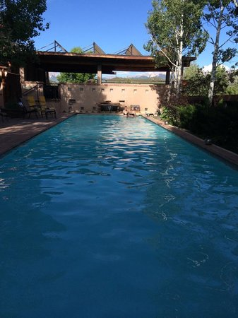 Chipeta Solar Springs Resort & Spa: Chipeta pool