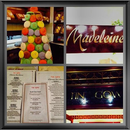 Waterfront Cebu City Hotel & Casino: Great Chinese cuisine & French macarons!