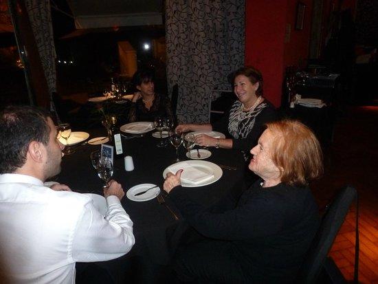 Circolo Italiano: Cena en familia