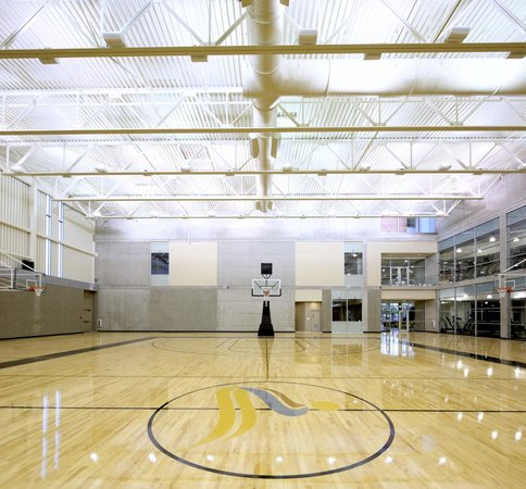 The Lodge @ Fortius: The Gymnasium