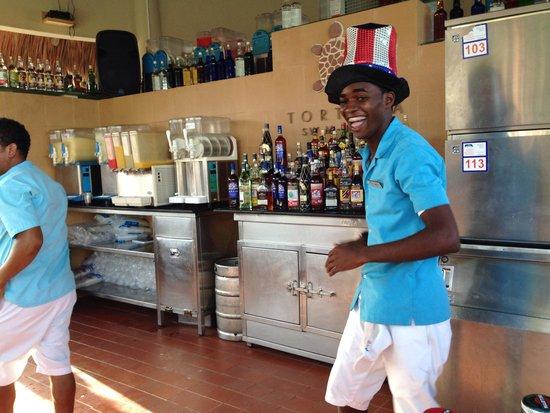 Now Larimar Punta Cana : July 4